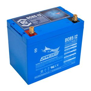 DC85-12 FullRiver DC Series Deep Cycle AGM Leisure Battery 85Ah