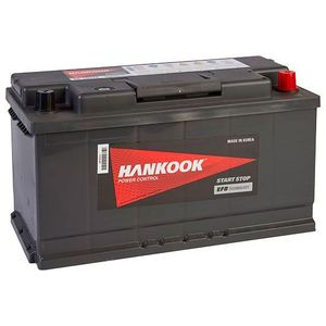 019 EFB Hankook Start Stop Car Battery 12V 95AH SE59510