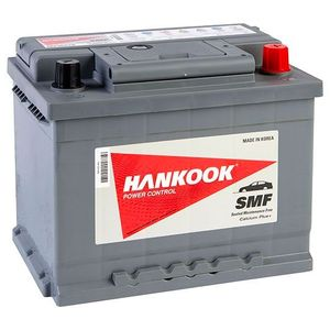 027 Hankook Car Battery 12V 62AH MF56219