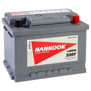 075 Hankook Car Battery 12V 62AH MF56077