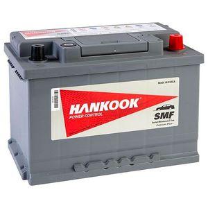 096HD Hankook Car Battery 12V 74AH MF57412