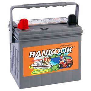 896 Hankook Lawnmower Battery 12V 30AH MF896 U1MF-X