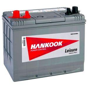 DC24 Hankook Deep Cycle Leisure Battery 12V 80AH