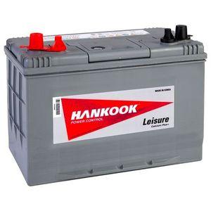DC27 Hankook Deep Cycle Leisure Battery 12V 90AH