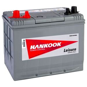 MV24 Hankook Dual Purpose Leisure Battery 12V 72AH