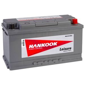 XV110 Hankook Dual Purpose Leisure Battery 12V 110AH