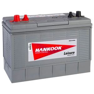 XL31 Hankook Dual Purpose Leisure Battery 12V 130AH XV35MF