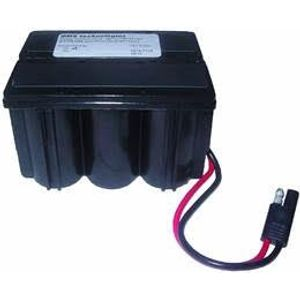 Cyclon 9819-7178 Monobloc Lawnmower Battery