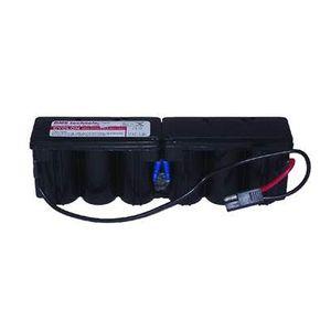 Cyclon K819-7178 Monobloc Lawnmower Battery