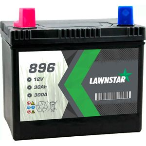 896 Lawnstar Lawnmower Battery 12V