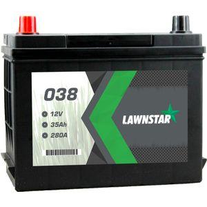 038 Lawnstar Lawnmower Battery