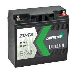 20-12 Lawnstar Sealed AGM VRLA Lawnmower Battery 12V 20Ah