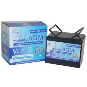 Leoch AGM 85 Mobility Battery 12V 85Ah