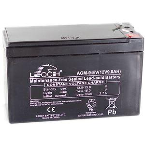 Leoch AGM-9-EV Mobility Battery 12V 9Ah