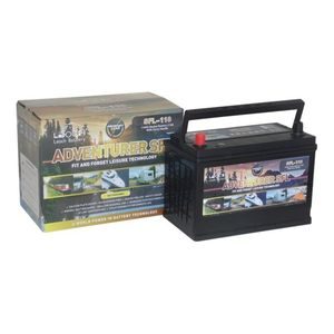 Leoch Adventurer SFL-110 Sealed Leisure Battery