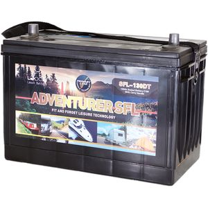 Leoch Adventurer SFL-130 DT Sealed Leisure Battery