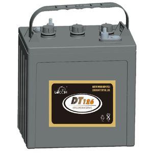 Leoch DT126 Deep Cycle Monobloc Battery 6V