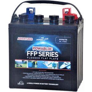 Leoch FFP-8170 Deep Cycle Monobloc Battery 8V