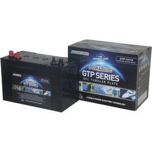 Leoch Powabloc GTP 12110 Gel Deep Cycle Battery