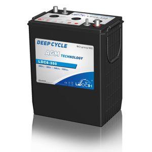 Leoch Superior Lead Carbon AGM 6V 385Ah Battery LDC6-350