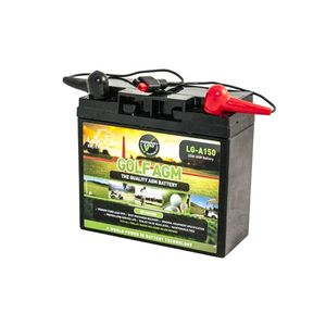 Leoch LG-A150 Torberry AGM Golf Battery 12V 22Ah