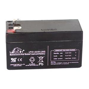 Leoch LP12-1.2 12V 1.2Ah Sealed Battery