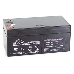 Leoch LP12-3.2 12V 3.2Ah Sealed Battery