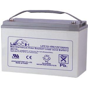 Leoch LPC12-100 Battery 12V 100Ah