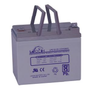Leoch LPC12-33 Mobility Battery 12V 35Ah