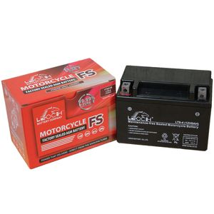 LT9-4 Leoch Powerstart AGM Motorcycle Battery