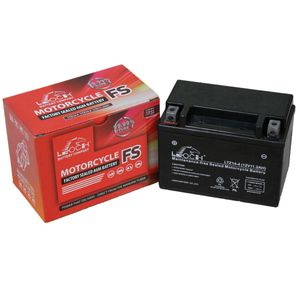 LTZ14-4 Leoch Powerstart AGM Motorcycle Battery