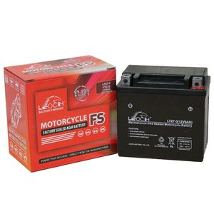 YTZ7-3 Leoch Powerstart AGM Motorcycle Battery LTZ7-3