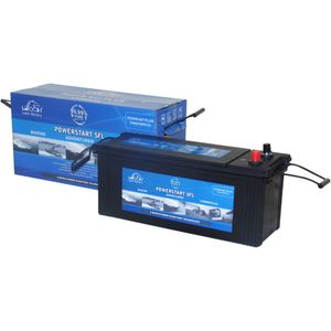 Leoch Powerstart SFL P23HS-627Plus Sealed Leisure Battery