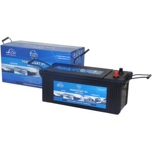 Leoch Powerstart SFL P24HS-629Plus Sealed Leisure Battery