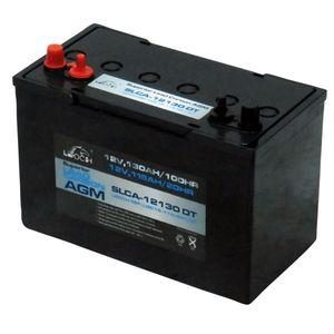 Leoch Superior Lead Carbon AGM 130Ah Battery (SLCA-12130 DT)