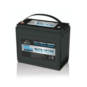 Leoch Superior Lead Carbon AGM 160Ah Battery (SLCA-12160)