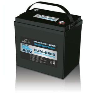 Leoch Superior Lead Carbon AGM 6V 285Ah Battery (SLCA-6285)