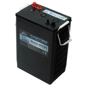 Leoch Superior Lead Carbon AGM 6V 435Ah Battery (SLCA-6435 DT)