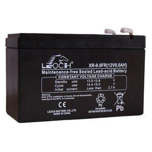 Leoch XR-9.0FR AGM Mobility Battery 12V 9Ah