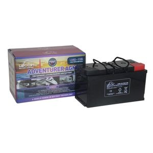 Leoch Adventurer LAGM-110L AGM Leisure Battery