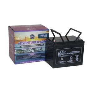 Leoch Adventurer LAGM-85 AGM Leisure Battery