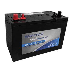 Leoch Superior Lead Carbon AGM 115Ah Battery (LDC12-115-G31-DT)