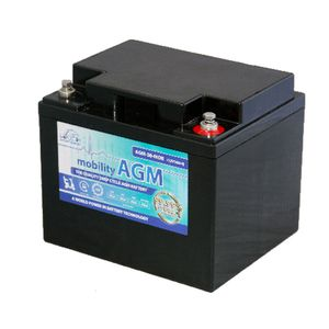 Leoch AGM 50 Mobility Battery 12V 50Ah