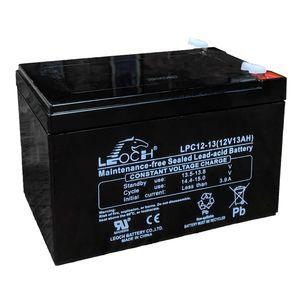 Leoch LPC12-13 Battery 12V 13Ah