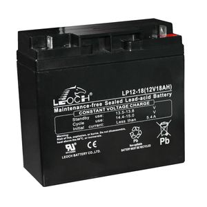 Leoch LP12-18 12V 18Ah Sealed Battery