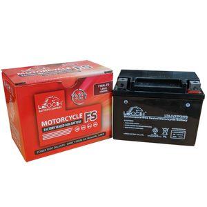 LT4-3 Leoch Powerstart AGM Motorcycle Battery