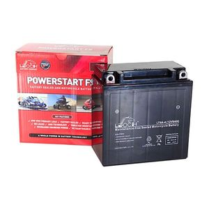 YB9-B Leoch Powerstart AGM Motorcycle Battery LT9A-4