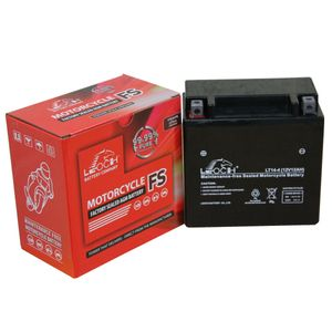LT14-4 Leoch Powerstart AGM Motorcycle Battery