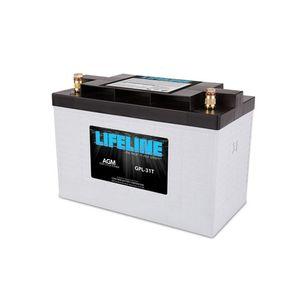 GPL-31XT Lifeline AGM Battery