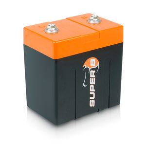 Super B 10P Lithium Battery